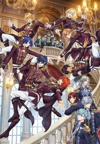 「劇場版 うたの☆プリンスさまっ♪ マジLOVEキングダム」のビジュアル(C)UTA☆PRI-MOVIE PROJECT
