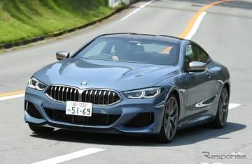 BMW 8シリーズ 新型(M850i xDriveクーペ)