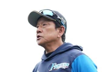 日本ハム・栗山監督【写真:荒川祐史】