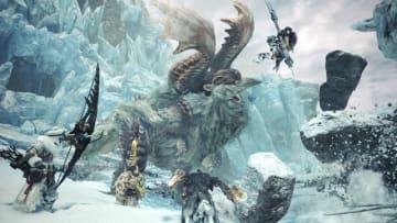 PS4『モンハン:アイスボーン』βテスト開催決定! 第1回は6月21日より─いち早く「ティガレックス」や「バフバロ」と戦おう