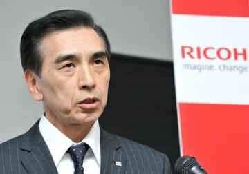 元リコー社長の三浦善司氏(写真:東洋経済/アフロ)
