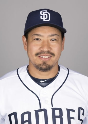 牧田和久投手(ゲッティ=共同)