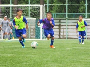 学年・目的別に指導する「FC東京スキルアップサマークリニック」7~8月開催