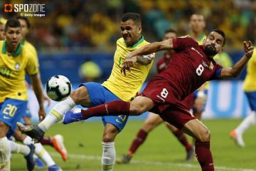 VARに泣かされブラジルがベネズエラとスコアレス
