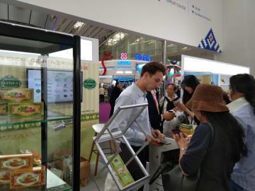 中ロ博覧会で各種ロシア製品が人気 業務提携の合意も続々