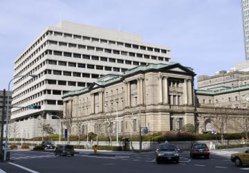 日本銀行本店=東京都中央区