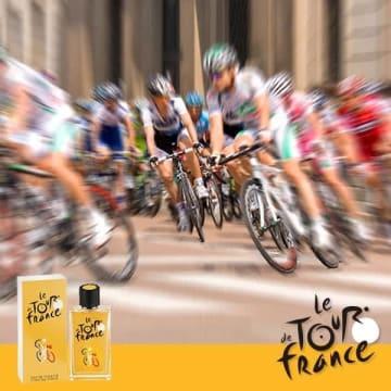 選手の要望から生まれたツール・ド・フランス公式フレグランス記念セット発売