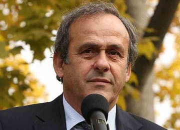 Description: Polski: Michel Platini en Pologne Date: Taken on 14 October 2010 Source: prezydent.pl Author: Chancellery of the President of the Republic of Poland (Wikipedia)