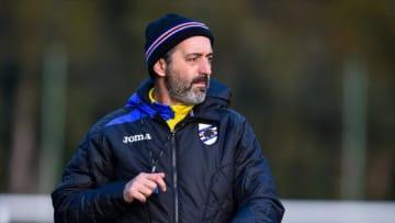 マルコ・ジャンパオロ監督 写真:sampdoria.it