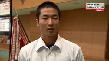 夏の高校野球千葉大会 習志野「しっかりと戦い抜いていきたい」