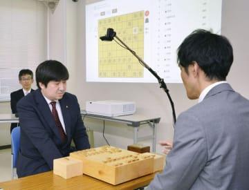日本将棋連盟とリコーが共同開発した将棋棋譜自動作成システム