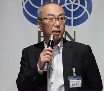 IT産業ジャーナリスト兼一般社団法人ITビジネス研究会代表理事の田中克己氏