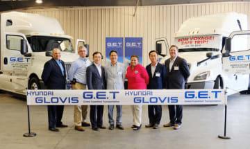 現代グロービスは新会社の設立を通じ、自動車部品を輸送を直接手掛けてコスト削減を目指すほか、他社からの受託輸送にも乗り出す(同社提供)