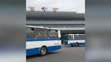 習近平氏、歴史的朝鮮訪問 盛大な歓迎を受ける