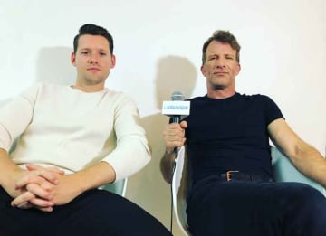 Tribeca Film Festival 2019 VIDEO EXCLUSIVE: Thomas Jane & Luke Kleintank On 'Crown Vic'