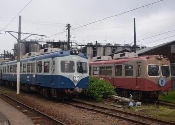 銚子電力が新プランを通じ応援する銚子電鉄=銚子市