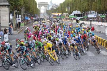「ツール・ド・フランス」全21ステージ、J SPORTSが独占生中継