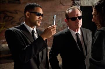 映画「メン・イン・ブラック3」の場面写真 (C)2012 Columbia Pictures Industries, Inc. and Hemisphere - Culver Picture Partners I, LLC. All Rights Reserved.