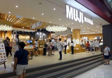 無印良品・香港の店舗(「Wikipedia」より)