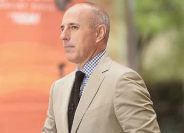 NEW YORK, NY - AUGUST 22: Co-host Matt Lauer appears on NBC's 'Today' at the NBC's TODAY Show on August 22, 2014 in New York City. (Photo by Michael Loccisano/Getty Images)