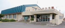 来年3月末での廃止の方針が示された伊達市B&G海洋センターの体育館