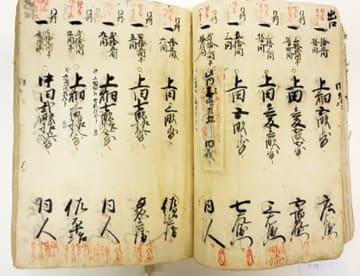 川崎市の地域文化財「上田文書」から見る「ふるさと高津の幕末・明治維新」講演会も