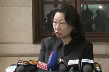 Teresa Cheng. Photo: RTHK Screenshot.
