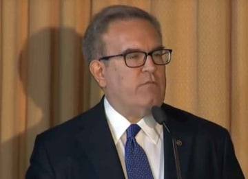 Trump EPA head Andrew Wheeler