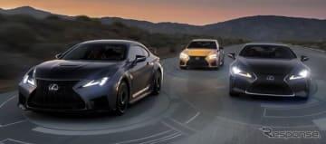 レクサス セーフティ システム+を全車に標準装備する米2020年モデル