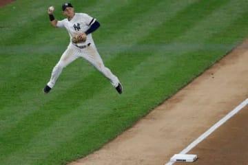 ヤンキースのジオバニー・ウルシェラ【写真:AP】