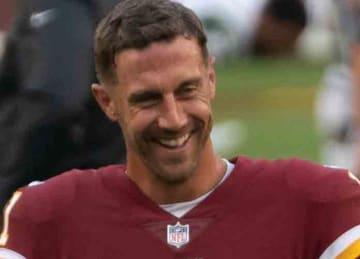 Redskins' Alex Smith