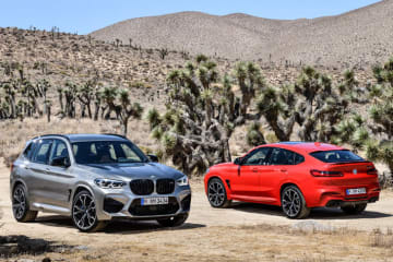 BMW 新型X3 M・X4 Mが登場|新開発の直列6気筒エンジンを搭載 「X3 M Competition」と「X4 M Competition」
