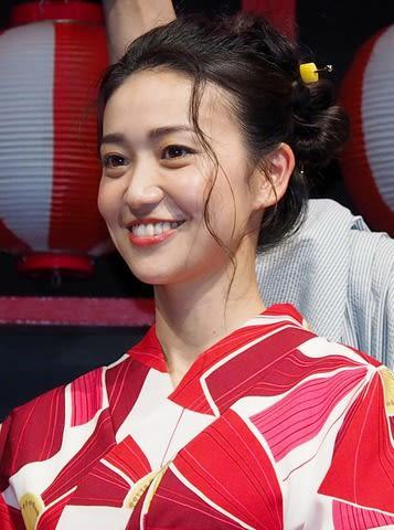 Netflixオリジナルシリーズ「ストレンジャー・シングス 未知の世界3」のイベントに登場した大島優子さん