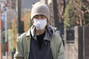 2年前に目撃した田村は、病いからかかなり痩せていた。