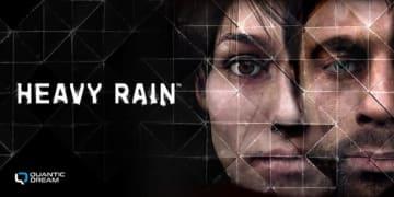 PC版『Heavy Rain』がEpic Gamesストアにて配信開始!4K解像度や60fpsにも対応