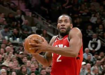 Raptors' Kawhi Leonard booed in return to San Antonio