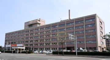 県庁(資料写真)