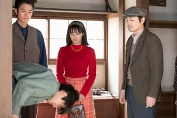 NHK連続テレビ小説「なつぞら」第75回の一場面 (C)NHK
