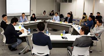 BCNで6月24日に実施した「スマホ決済事業者座談会」