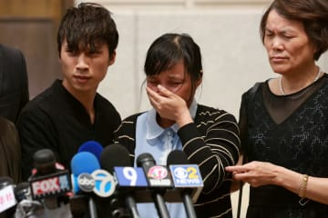 中国人学者の誘拐殺害事件で被告に有罪評決 米イリノイ州
