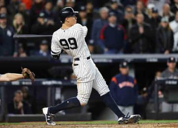 Aaron Judge leads Yankees to ALCS Game 3 win vs. Astros