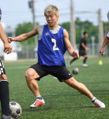 ポルトガル2部リーグ・レイションイスへの入団が決まった日章学園高出の菊池禎晃