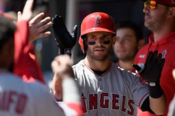 エンゼルスのトミー・ラステラ【写真:Getty Images】