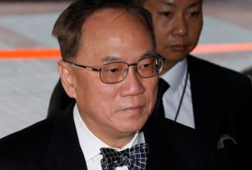 Donald Tsang. File photo: Reuters.