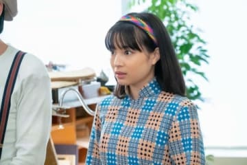 NHK連続テレビ小説「なつぞら」第76回の一場面 (C)NHK