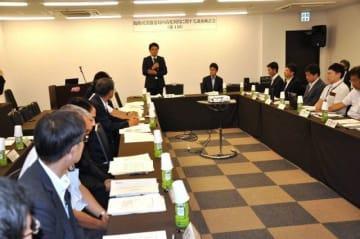 臨時災害放送局の技術開発に向け協議を始めた検討会