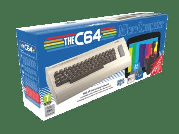コモドール64復刻版「The C64」が海外で12月5日リリース決定!HD画質やBASICプログラミングにも対応