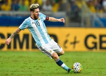 Lionel Messi, Argentina Beat Colombia 3-0 in 2018 World Cup Qualifier; Boycott Press