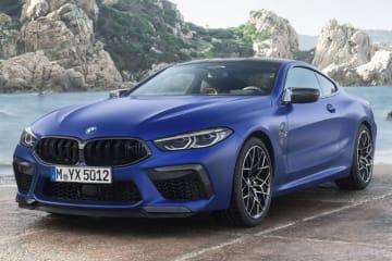 BMW フラッグシップ・モデル新型M8発表 BMW M8 外装