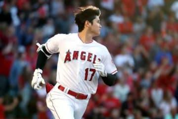 3安打1盗塁と勝利に貢献したエンゼルス・大谷翔平【写真:Getty Images】